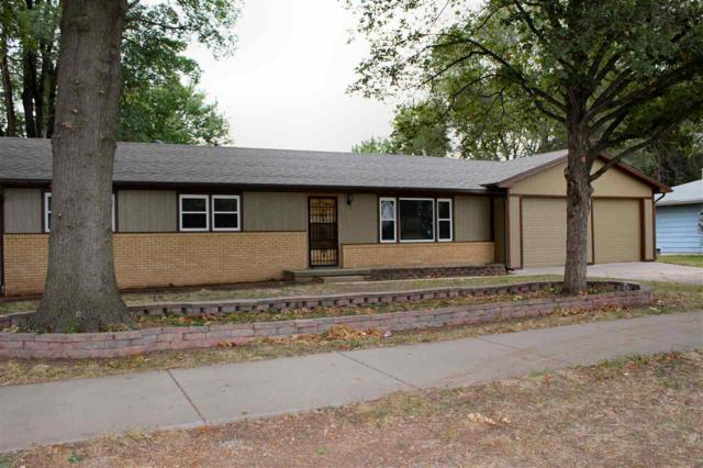 201 N 4th Ave, Clearwater, KS 67026 (MLS #542796) :: Select Homes - Team Real Estate