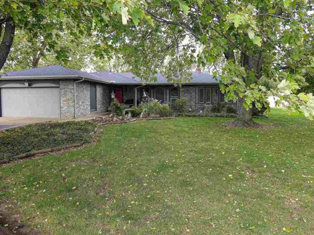 3817 N Cozy Dr, Bel Aire, KS 67220 (MLS #542832) :: Better Homes and Gardens Real Estate Alliance