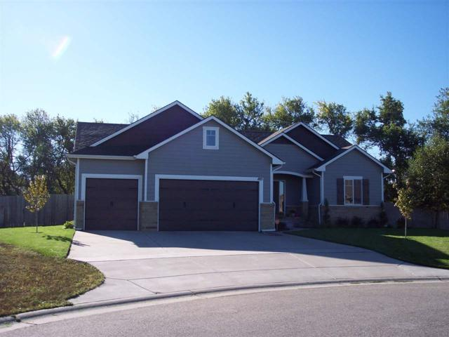 1815 E Highridge Ct, Park City, KS 67219 (MLS #542855) :: Better Homes and Gardens Real Estate Alliance