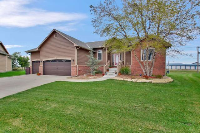 850 Cottonwood Cir, Benton, KS 67017 (MLS #542887) :: Glaves Realty