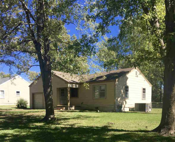 408 N Myrtle St, Eureka, KS 67045 (MLS #542931) :: Select Homes - Team Real Estate