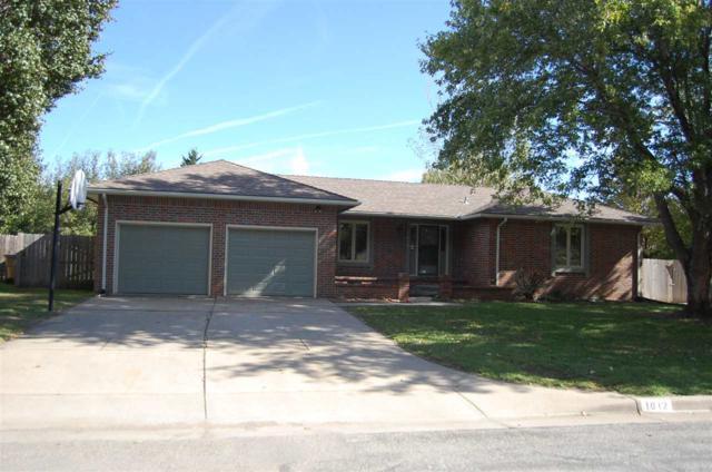 1612 N Chambers St, Wichita, KS 67212 (MLS #542953) :: Better Homes and Gardens Real Estate Alliance