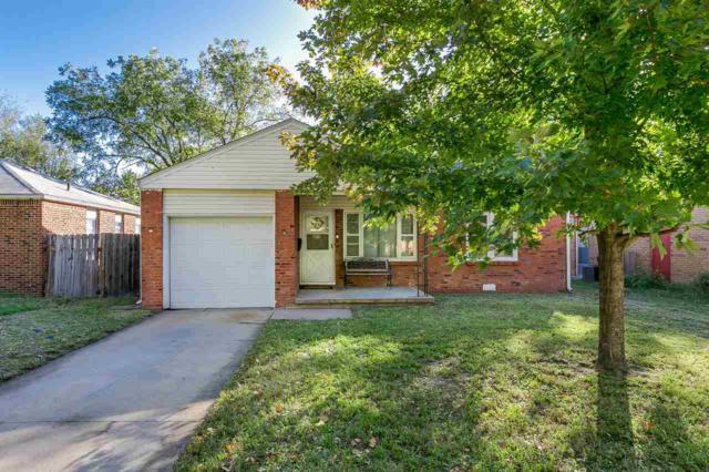 2320 S Alameda, Wichita, KS 67211 (MLS #542954) :: Better Homes and Gardens Real Estate Alliance