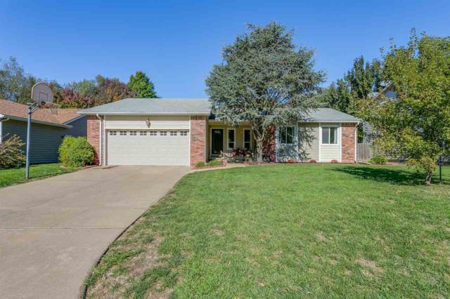 1809 N Cheryl Pl, Wichita, KS 67212 (MLS #542955) :: Better Homes and Gardens Real Estate Alliance