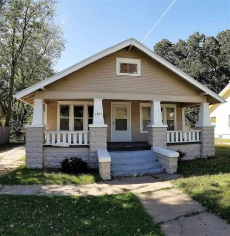 1327 S Hydraulic Ave, Wichita, KS 67211 (MLS #542963) :: Better Homes and Gardens Real Estate Alliance