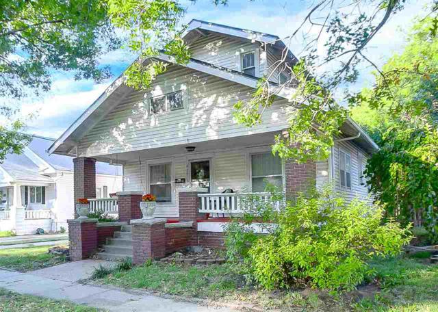 617 S Millwood, Wichita, KS 67213 (MLS #542967) :: Better Homes and Gardens Real Estate Alliance
