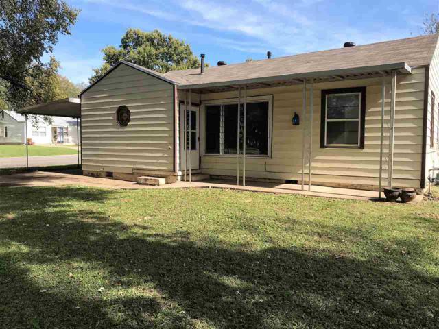 524 Luella Ave, Mulvane, KS 67110 (MLS #543005) :: Select Homes - Team Real Estate
