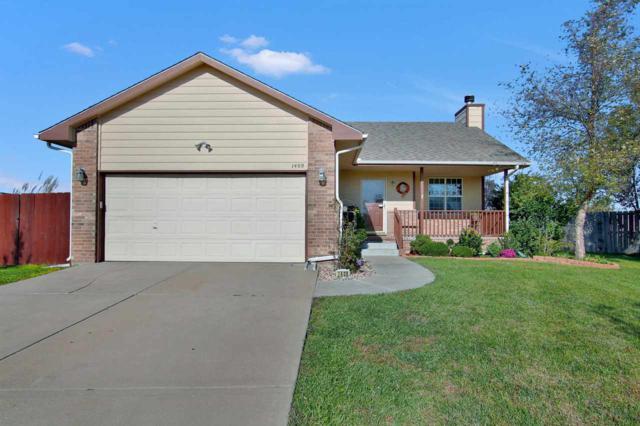 1409 W Gambels Ct, Andover, KS 67002 (MLS #543011) :: Select Homes - Team Real Estate