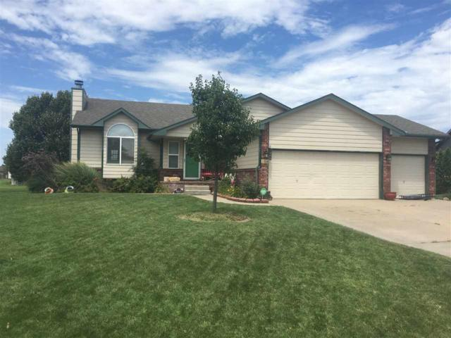 1514 E Summerwood, Goddard, KS 67052 (MLS #543029) :: Select Homes - Team Real Estate