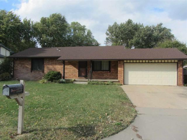 10312 W Esthner Ave, Wichita, KS 67209 (MLS #543057) :: Select Homes - Team Real Estate