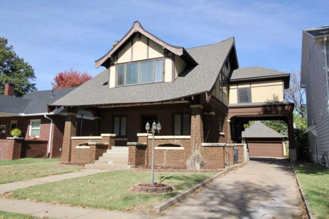 516 W Pine Ave, El Dorado, KS 67042 (MLS #543126) :: Select Homes - Team Real Estate