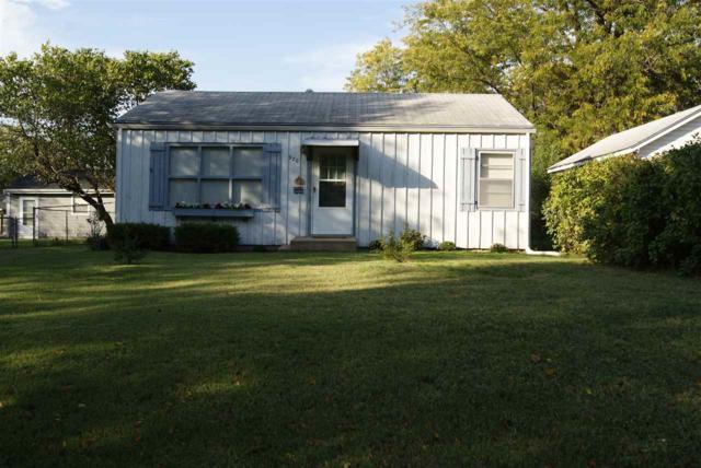 920 SE 2nd St, Newton, KS 67114 (MLS #543129) :: Select Homes - Team Real Estate