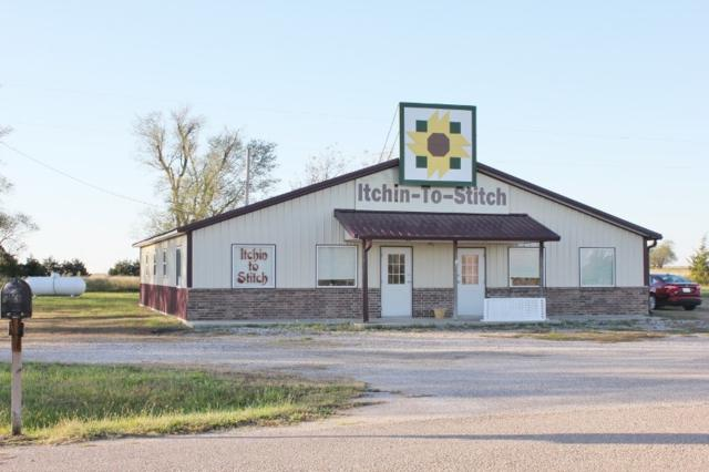 1590 20th St, Severy, KS 67137 (MLS #543130) :: On The Move