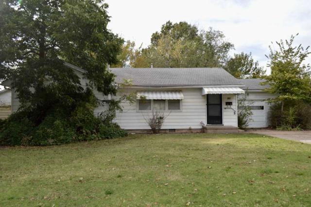 1215 S Summit St, El Dorado, KS 67042 (MLS #543135) :: Select Homes - Team Real Estate