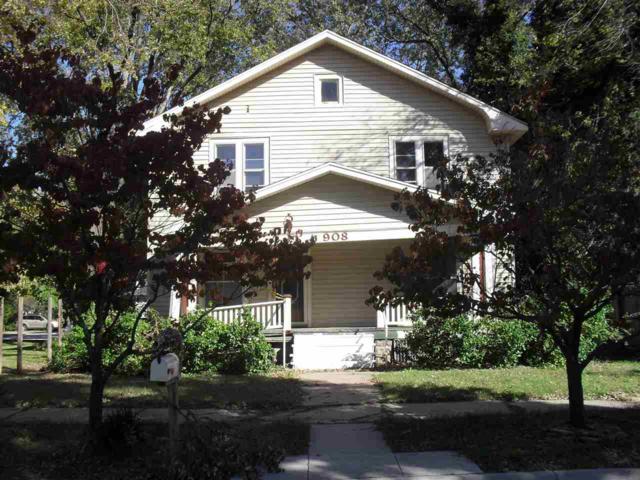 908 Stewart, Winfield, KS 67156 (MLS #543138) :: Select Homes - Team Real Estate