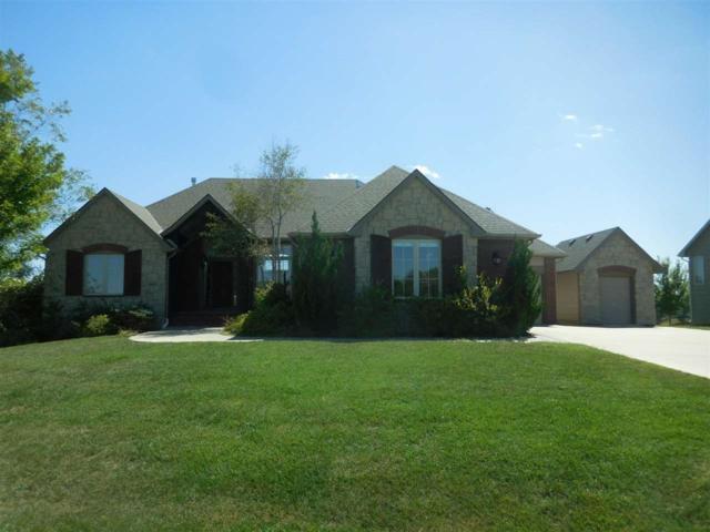 3401 N Deer Ridge, Rose Hill, KS 67133 (MLS #543140) :: Select Homes - Team Real Estate