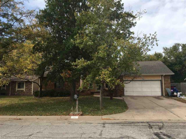 513 N Rutgers St, Wichita, KS 67212 (MLS #543141) :: Select Homes - Team Real Estate