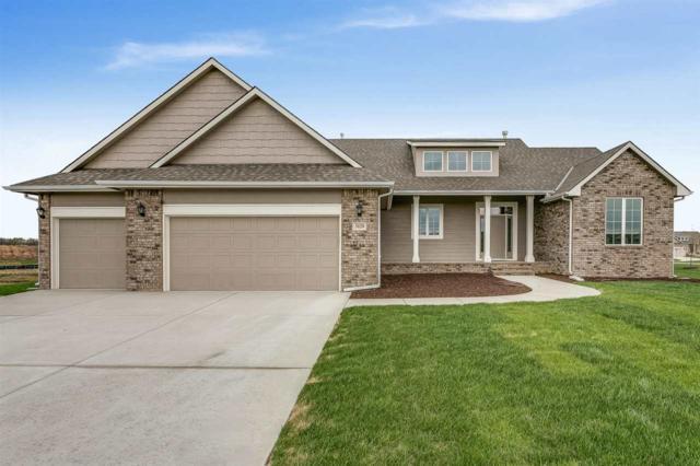 3129 N Chambers Cir., Wichita, KS 67205 (MLS #543350) :: On The Move