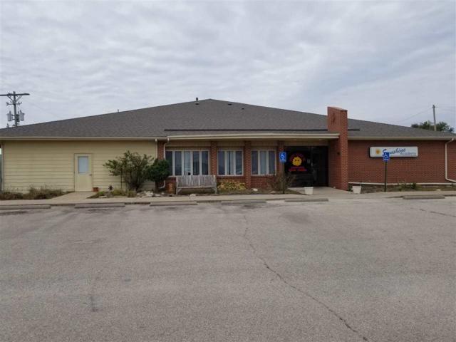 215 N Meridian Rd, Newton, KS 67114 (MLS #543396) :: On The Move