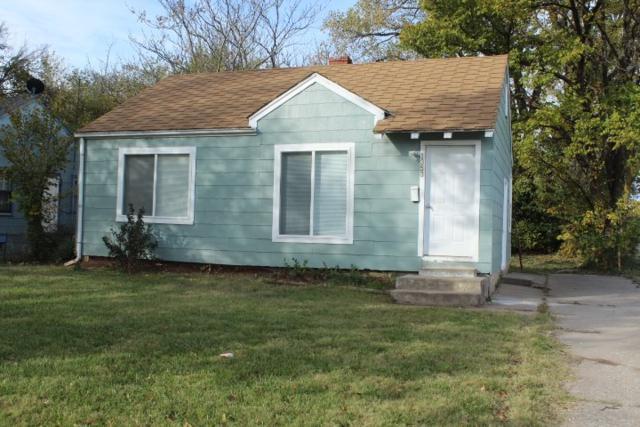 1353 N Pershing Ave., Wichita, KS 67208 (MLS #543450) :: On The Move