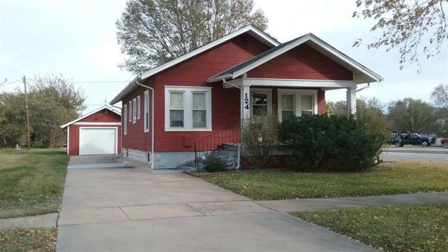 124 S Walnut, Eureka, KS 67045 (MLS #543518) :: Better Homes and Gardens Real Estate Alliance