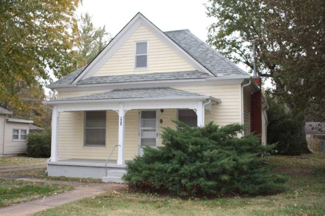 409 E Main St, Haven, KS 67543 (MLS #543566) :: On The Move