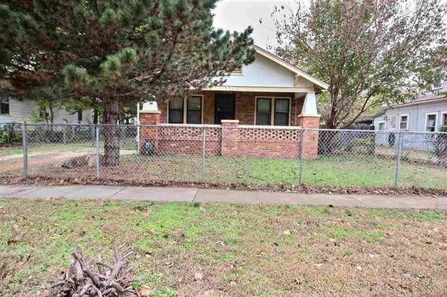 731 S Vine St, Wichita, KS 67213 (MLS #543597) :: Select Homes - Team Real Estate