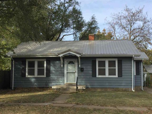 714 W 4th Ave, El Dorado, KS 67042 (MLS #543616) :: Glaves Realty