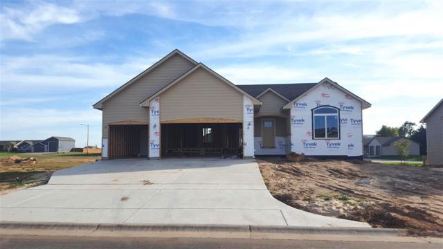 2201 E Sunset, Goddard, KS 67052 (MLS #543649) :: Better Homes and Gardens Real Estate Alliance