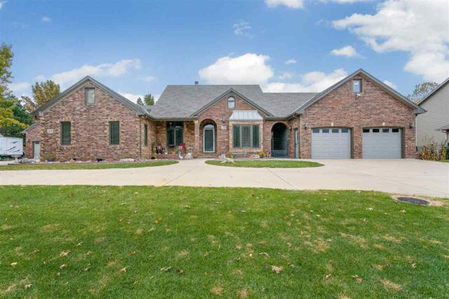 1610 Cottonwood Dr, El Dorado, KS 67042 (MLS #543682) :: Glaves Realty