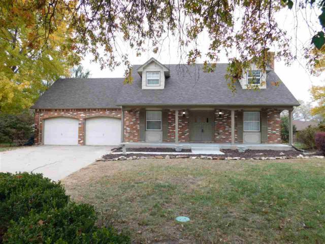 8500 E Arthur, Wichita, KS 67207 (MLS #543695) :: On The Move