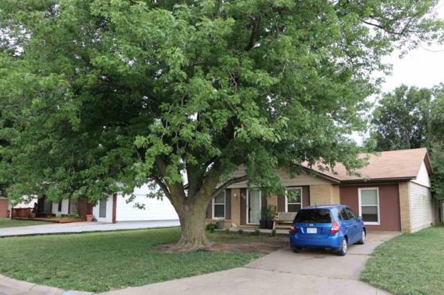 711 N Spruce St, Goddard, KS 67052 (MLS #543715) :: Better Homes and Gardens Real Estate Alliance