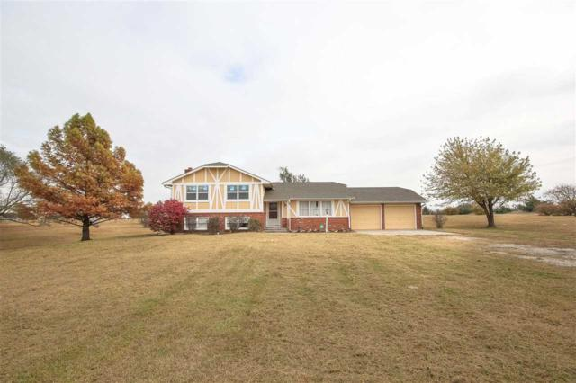 4980 S Briarcliff Rd, Towanda, KS 67144 (MLS #543729) :: Glaves Realty