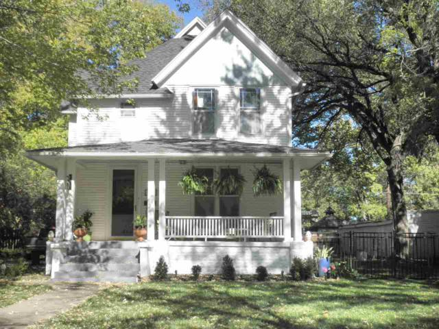 414 E 11th, Winfield, KS 67156 (MLS #543762) :: On The Move