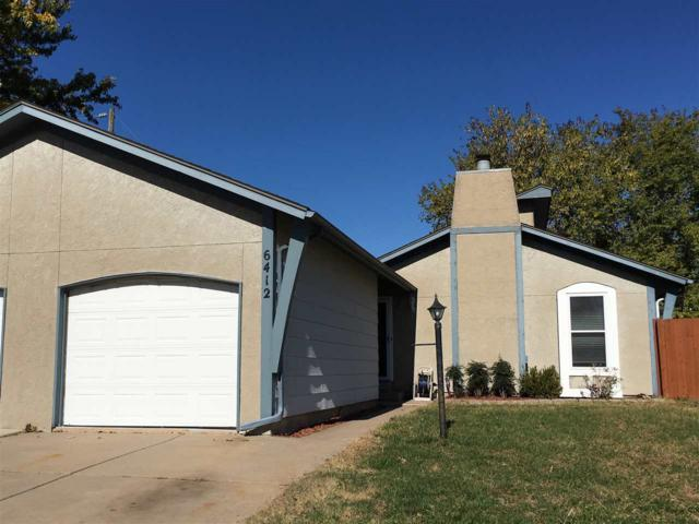 6412 E Rodeo Dr, Bel Aire, KS 67226 (MLS #543791) :: Glaves Realty