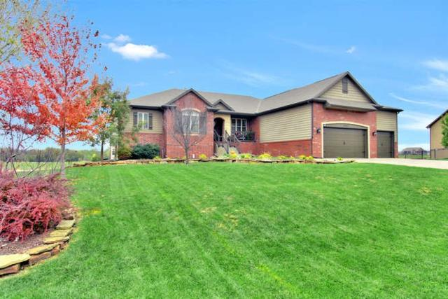 3025 Willow Creek, Rose Hill, KS 67133 (MLS #543809) :: On The Move