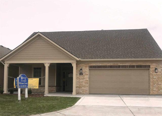 6515 W Mirabella Picasso Model, Wichita, KS 67205 (MLS #543838) :: Select Homes - Team Real Estate