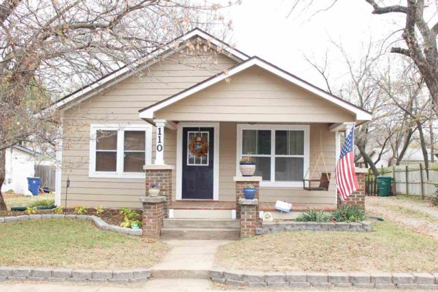 110 S Rose Hill Rd, Rose Hill, KS 67133 (MLS #543953) :: On The Move