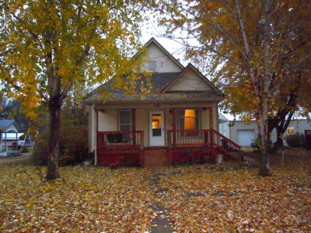 118 N Byers Ave, Clearwater, KS 67026 (MLS #544011) :: Select Homes - Team Real Estate