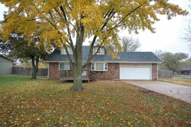 1402 N Meeker Ct, Rose Hill, KS 67133 (MLS #544039) :: On The Move