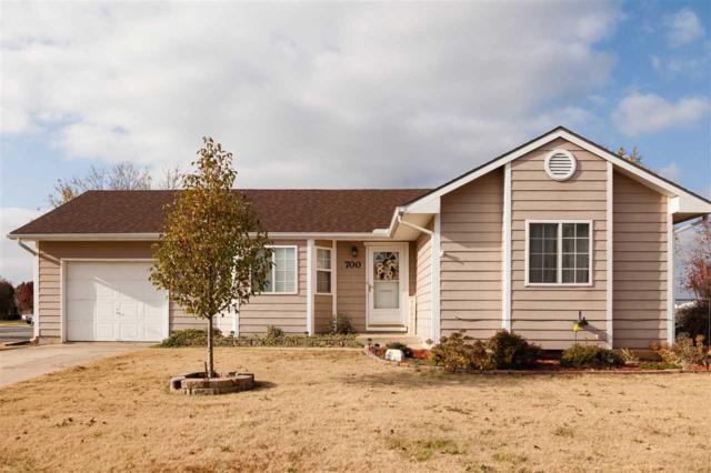 700 N Rolling Hills Dr, Clearwater, KS 67026 (MLS #544045) :: Select Homes - Team Real Estate