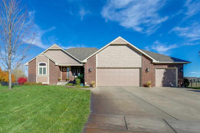 4 Maple Ct, Valley Center, KS 67147 (MLS #544094) :: Glaves Realty