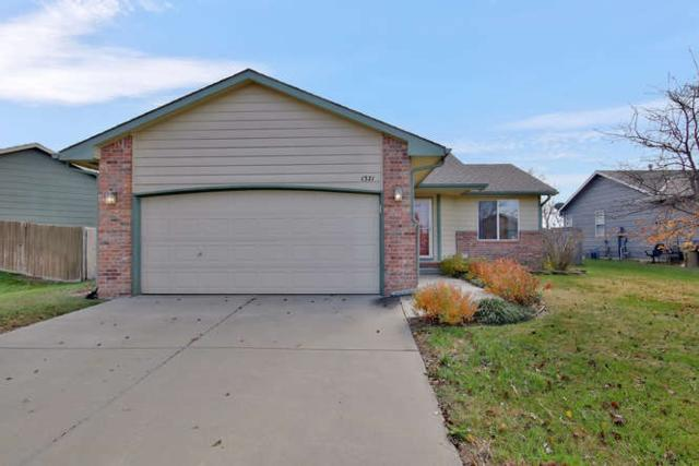 1321 W Basswood Dr, Andover, KS 67002 (MLS #544106) :: Glaves Realty