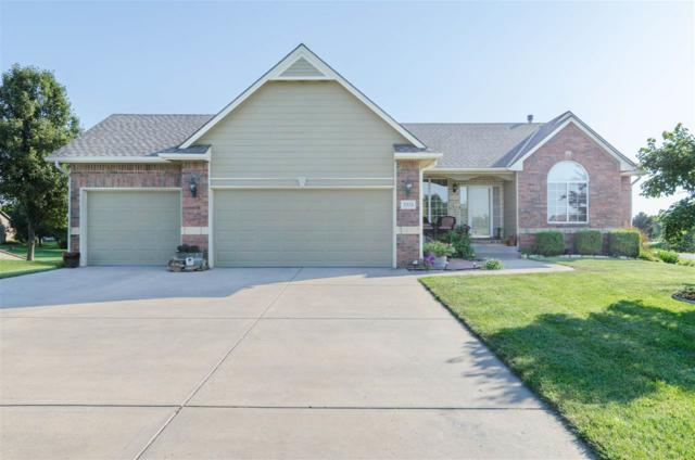 3333 Bluestem Cir, Rose Hill, KS 67133 (MLS #544138) :: On The Move