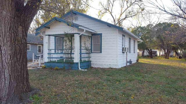337 N Gordon St, Wichita, KS 67203 (MLS #544153) :: Select Homes - Team Real Estate