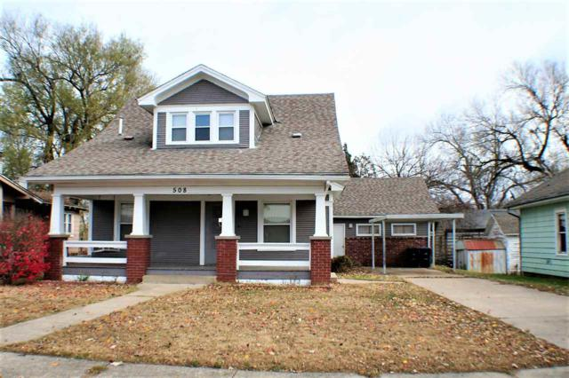 508 N Atchison St, El Dorado, KS 67042 (MLS #544177) :: On The Move