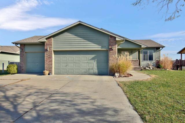 839 S Longbranch Cir, Maize, KS 67101 (MLS #544285) :: Better Homes and Gardens Real Estate Alliance