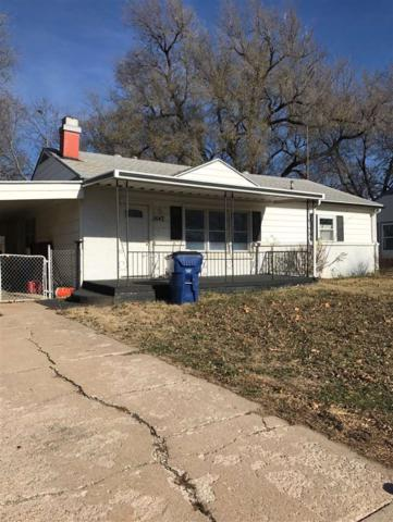 1642 E Denver St, Park City, KS 67219 (MLS #544303) :: Better Homes and Gardens Real Estate Alliance