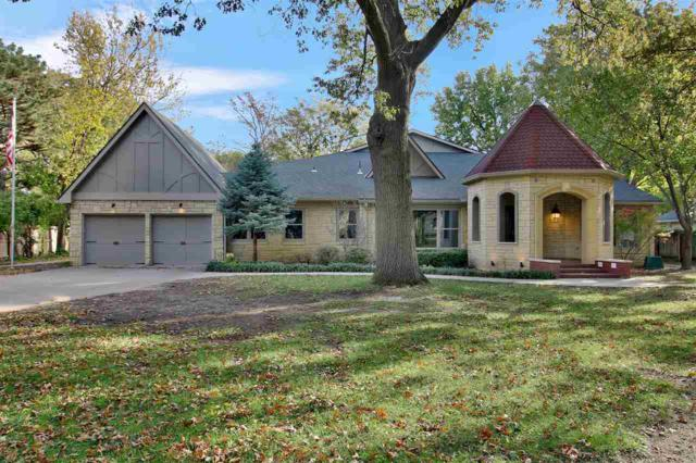 60 S Mission Rd, Eastborough, KS 67207 (MLS #544319) :: Better Homes and Gardens Real Estate Alliance