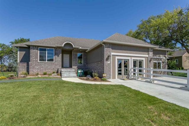902 W Ledgestone, Andover, KS 67002 (MLS #544354) :: Select Homes - Team Real Estate